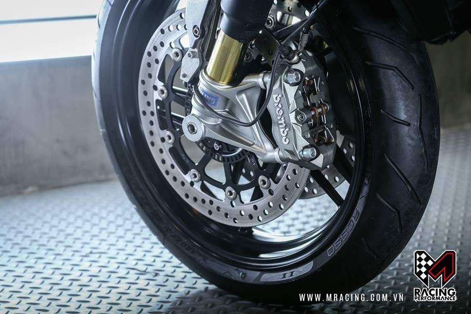 Chiem nguong quai thu Ducati Monster 821 luc luong - 5