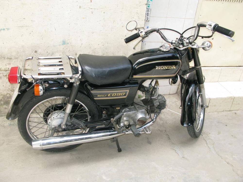 Chuyen ban Honda CD benly 50 90 125cc va phu tung Honda CD nhap campuchia - 3