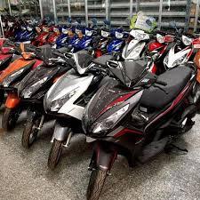 Chuyen Ban Xe May HONDA SH Yamaha Exciter Suzuki Suxipo Satria 0905 43 67 81 AMinh - 2