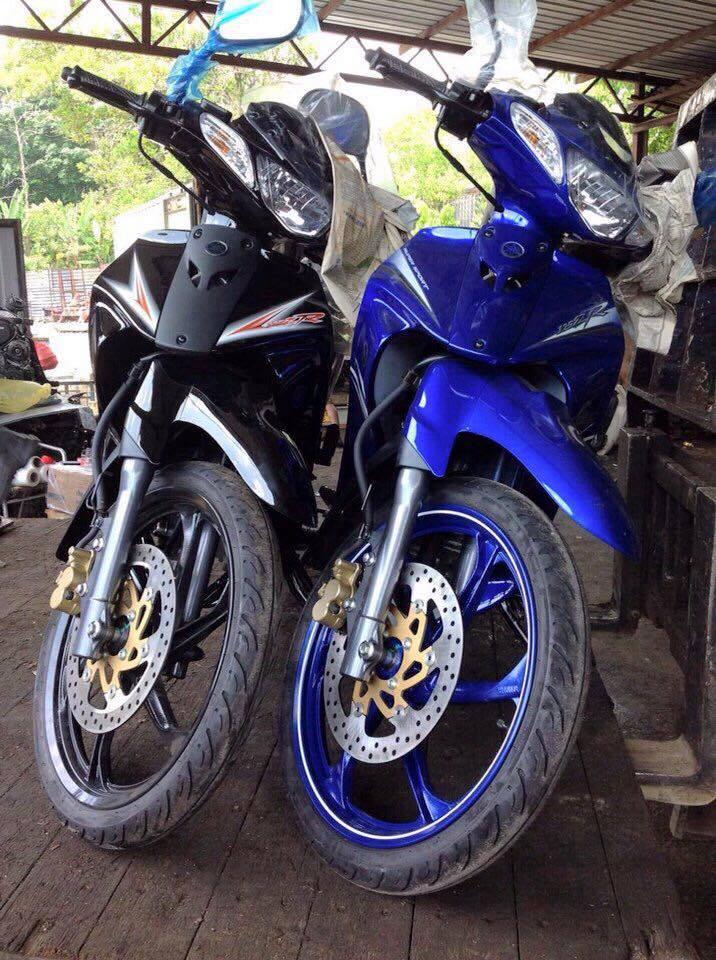Chuyen Ban Xe May HONDA SH Yamaha Exciter Suzuki Suxipo Satria 0905 43 67 81 AMinh - 4