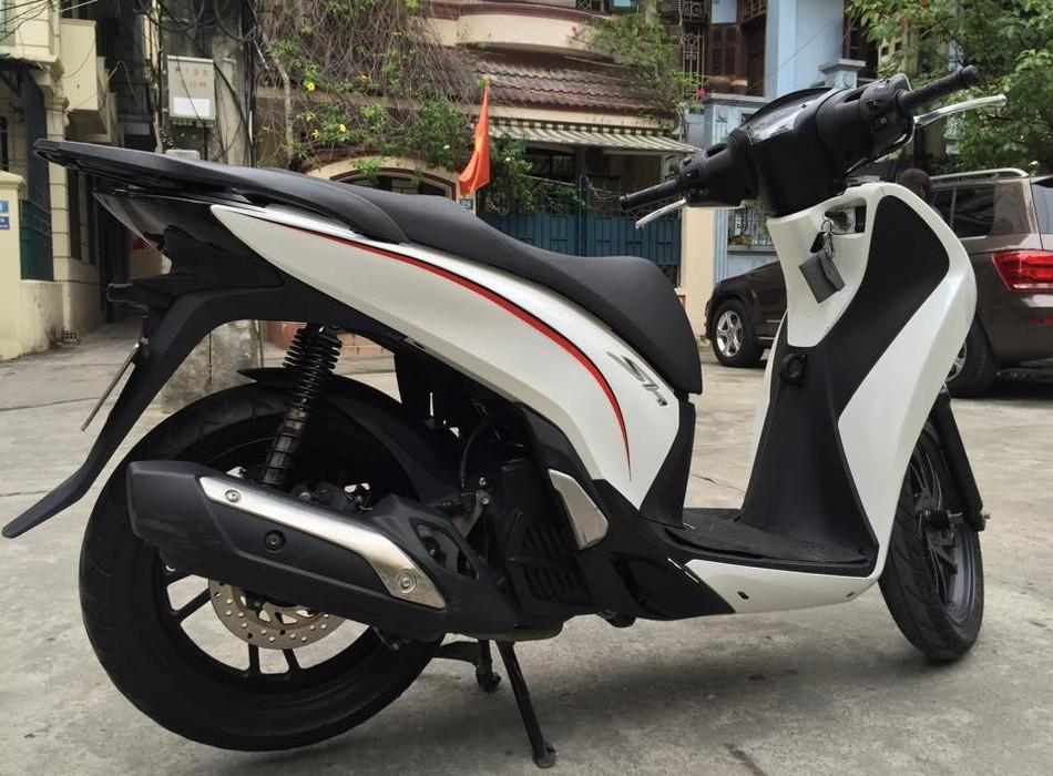 Chuyen Ban Xe May HONDA SH Yamaha Exciter Suzuki Suxipo Satria 0905 43 67 81 AMinh - 8