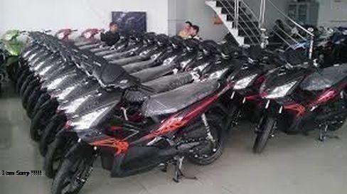 Chuyen cung cap cac dong xe Ecxiter Sh Nhap Khau - 2