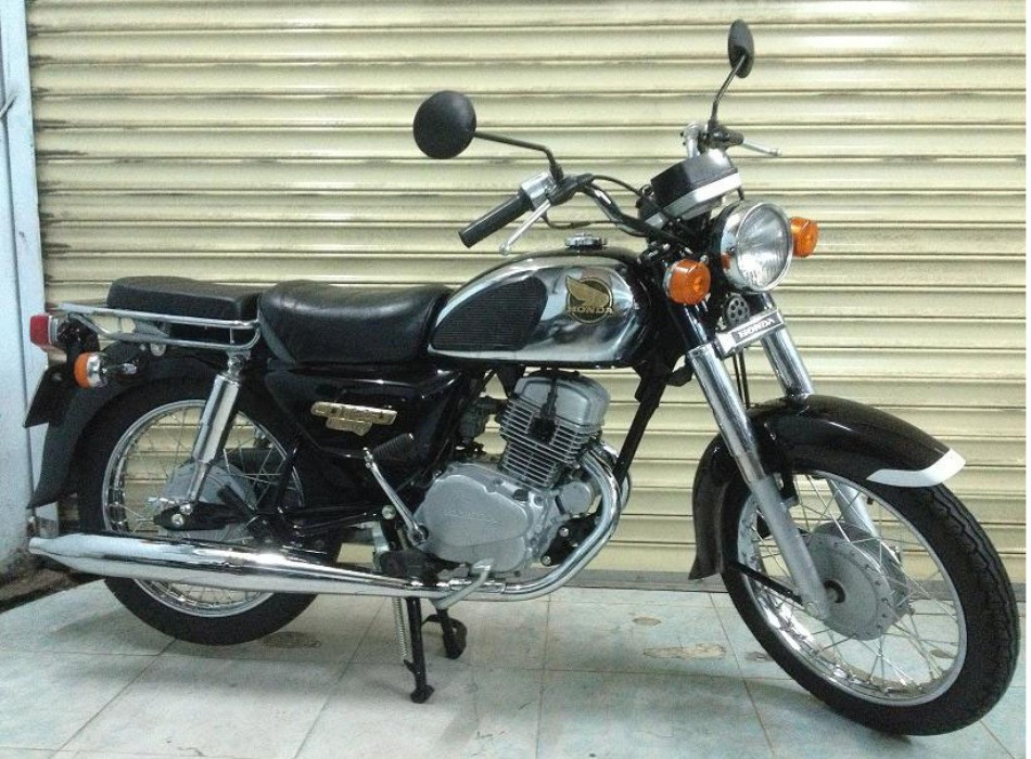 Chuyen mua ban Honda CD benly 50 90 125cc - 3