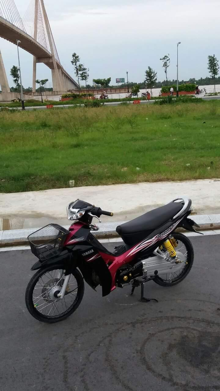 Sirius Spark Nano den tu mot Biker Sirius Tien Giang mien Tay song nuoc - 6