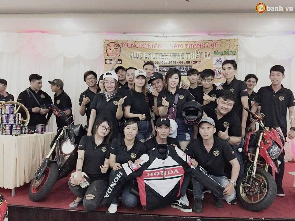 Club Exciter Phan Thiet 86 mung ki niem I nam thanh lap - 17