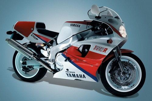 Cung diem danh nhung mo hinh xe tot nhat tung san xuat cua Yamaha - 7