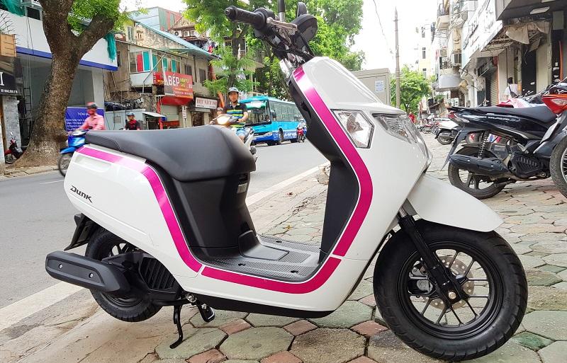 Danh gia xe Honda Dunk 2017 doc la moi xuat hien tai Viet Nam
