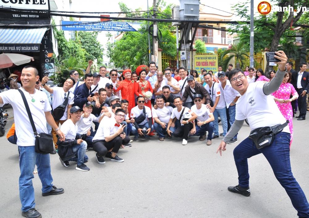 Doi hinh PKL KHUNG tham gia cuop dau tai Sai Gon - 25