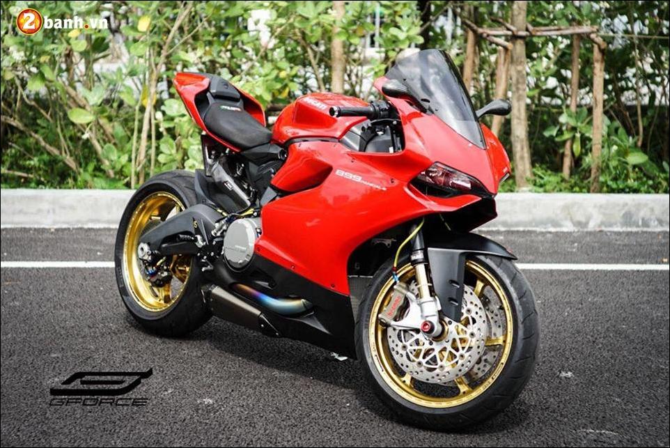 Ducati 899 Panigale do ke thua tinh hoa tu dan anh 1199 - 2