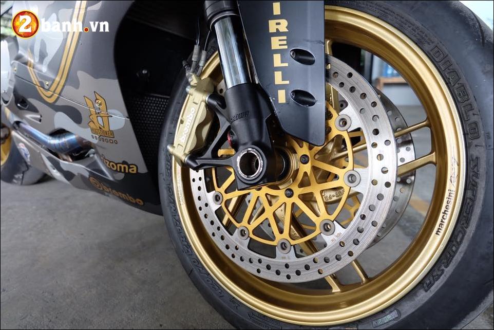 Ducati 899 Panigale do noi bat den an tuong cung version Camo