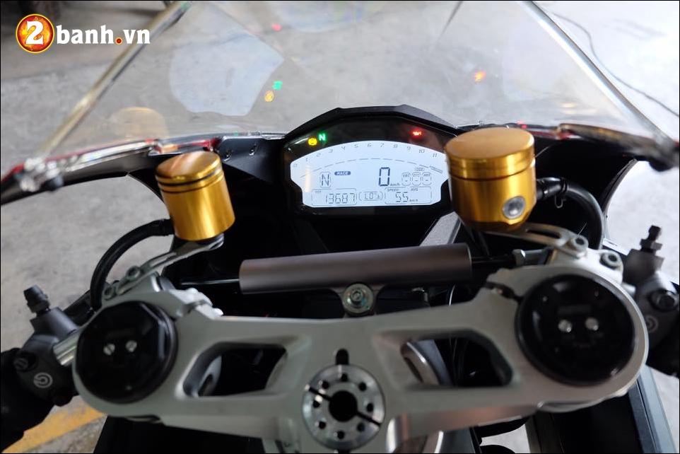 Ducati 899 Panigale do noi bat den an tuong cung version Camo - 3
