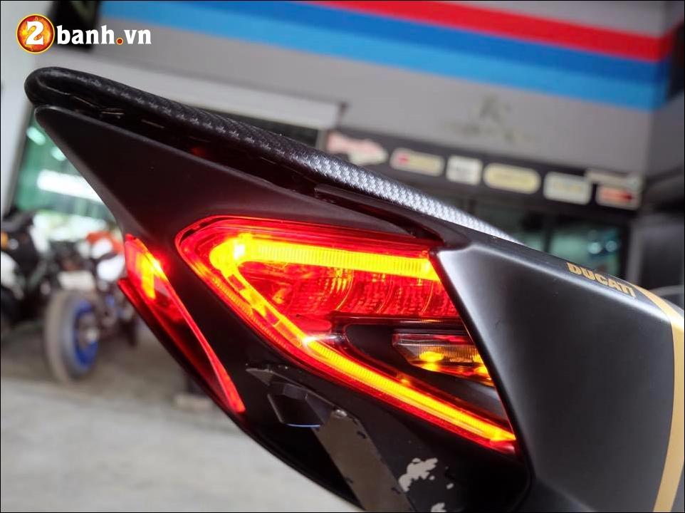 Ducati 899 Panigale do noi bat den an tuong cung version Camo - 7