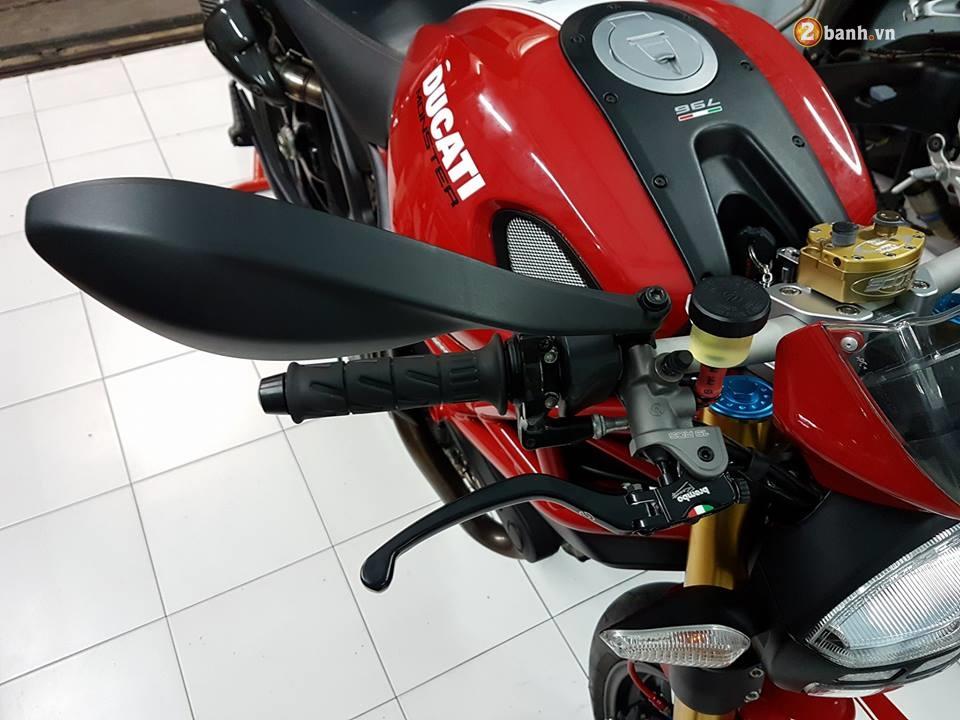 Ducati Monter 796 quai thu duong pho ben loat do choi hang hieu - 5