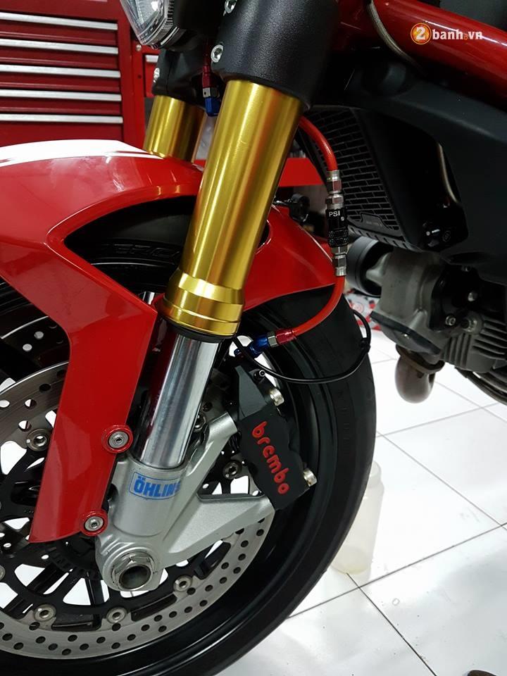 Ducati Monter 796 quai thu duong pho ben loat do choi hang hieu - 7