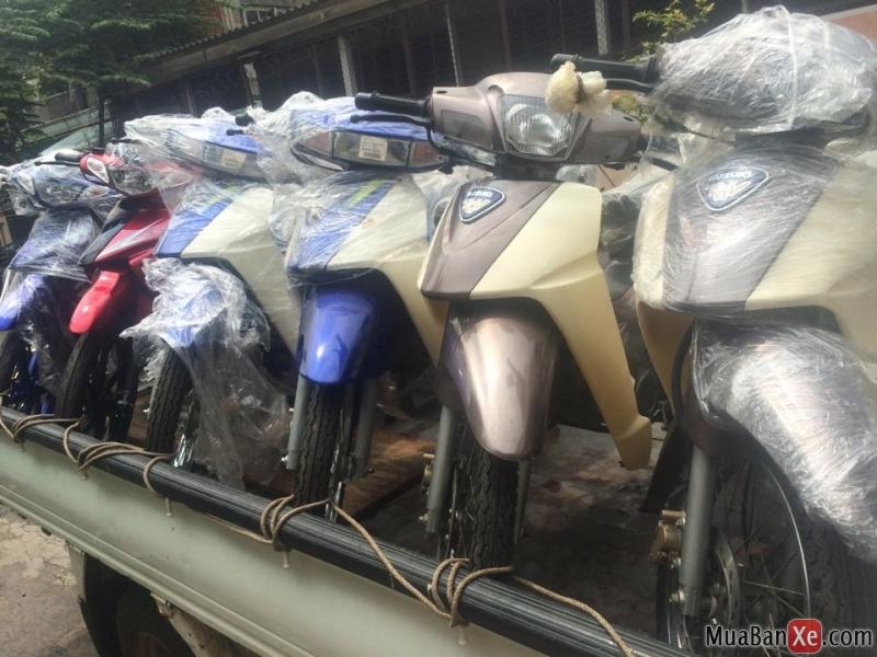 Ecxiter 135 150 chinh hang nhap khau Campuchia - 7