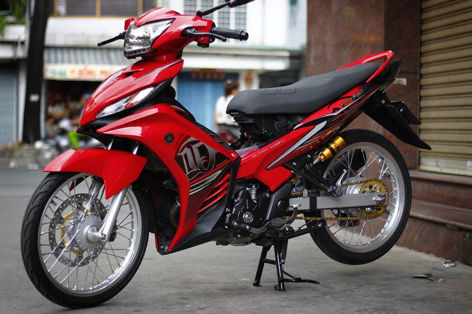 Exciter 135 nhe nhang day an tuong cua dan choi Viet - 2