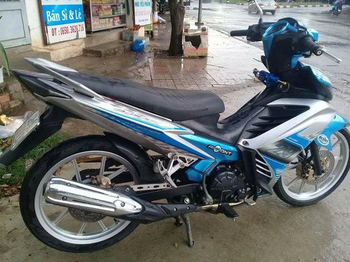 Exciter 135 su thu hut nhe nhang cua biker Dong Nai - 4