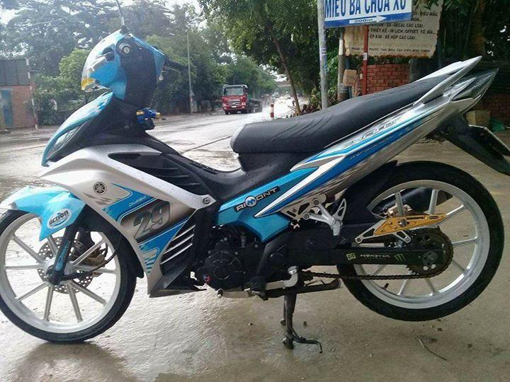 Exciter 135 su thu hut nhe nhang cua biker Dong Nai - 6