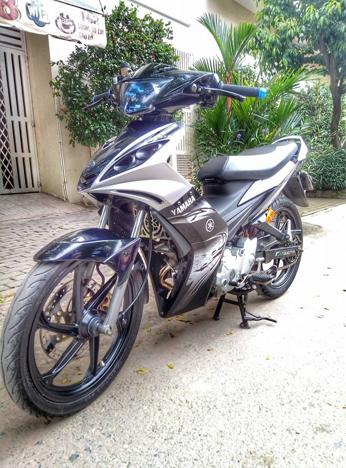 Exciter 135cc chien binh duong pho pha cach cuc ky ba dao - 5