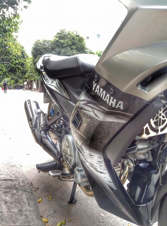 Exciter 135cc chien binh duong pho pha cach cuc ky ba dao - 3