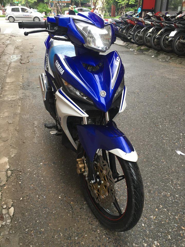 Exciter135 GP con tay 2012 bks 29C moi 90 27 trieu chinh chu xe dep leng keng - 2