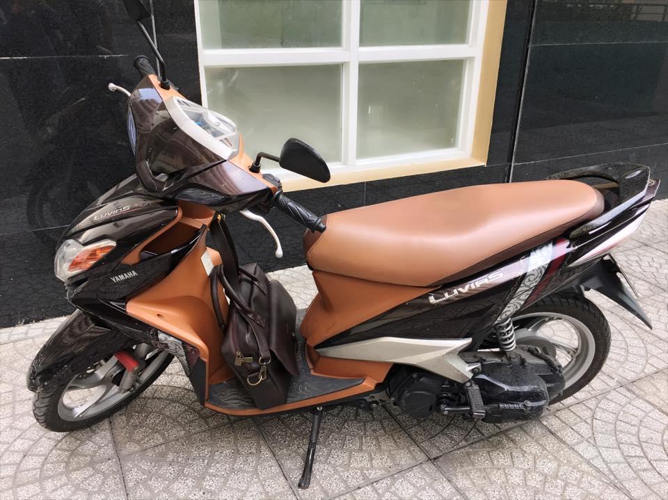 Gia tot Ban gap xe Yamaha Luvias Chinh Chu doi dau