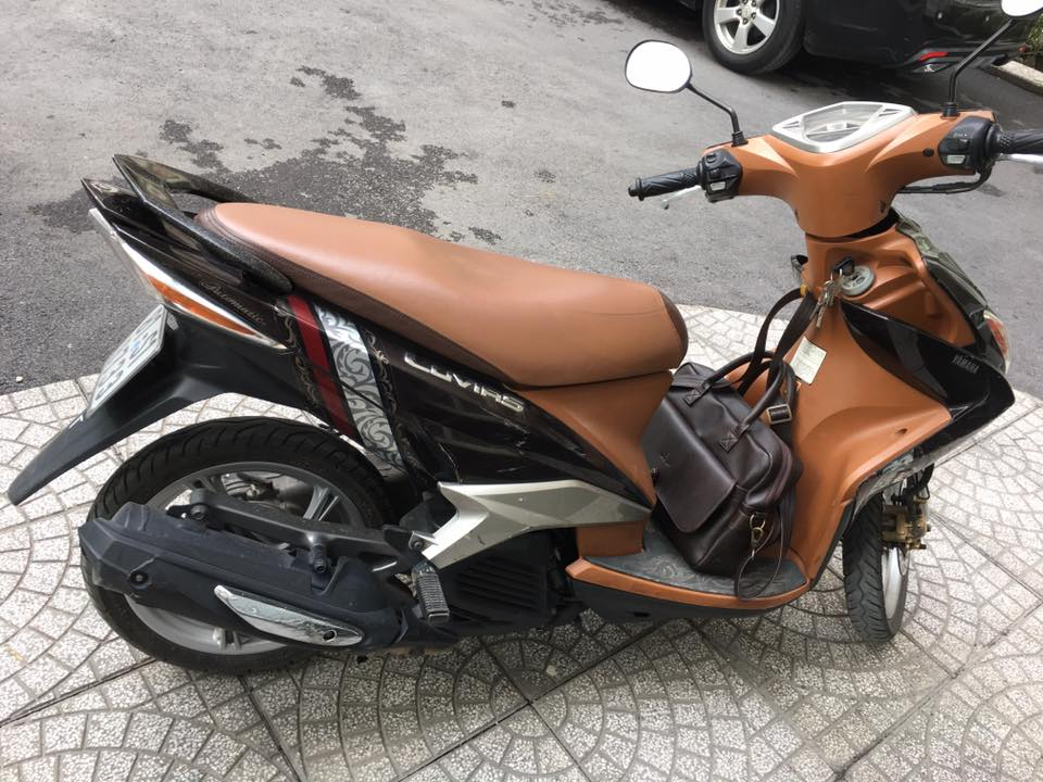 Gia tot Ban gap xe Yamaha Luvias Chinh Chu doi dau - 3