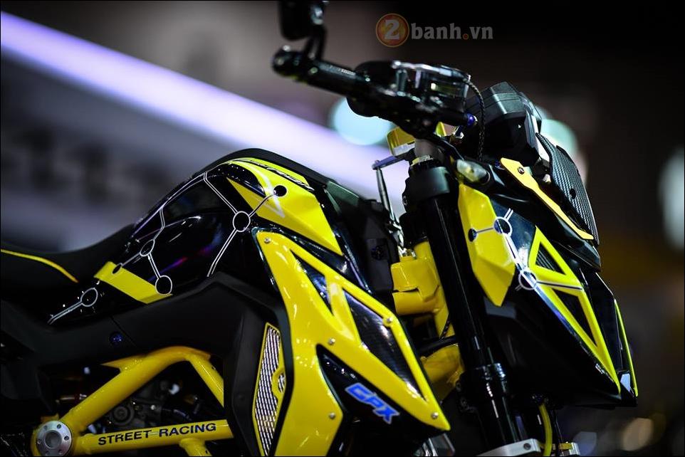 GPX 150 GN hoa trang cuc dinh trong lot Autobot ham ho - 2