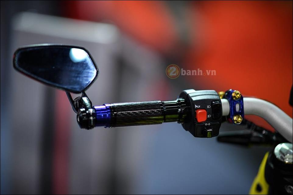 GPX 150 GN hoa trang cuc dinh trong lot Autobot ham ho - 6
