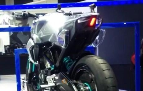 He lo vai hinh anh cua Honda 150SS Racer trong Clip Quang Cao - 5