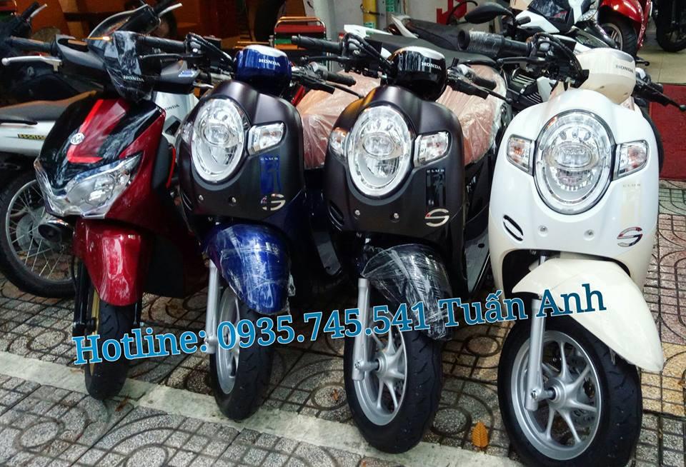 Ho tro tra gop xe nhap khau Click Vario Sonic Scoopy SH 300iLai Suat Uu Dai - 5