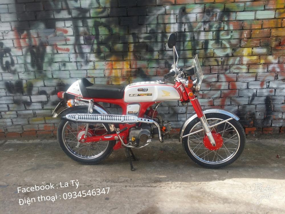 Honda 67 phien ban do len thanh ss50z chau au cuc gay sot cong dong mang - 2