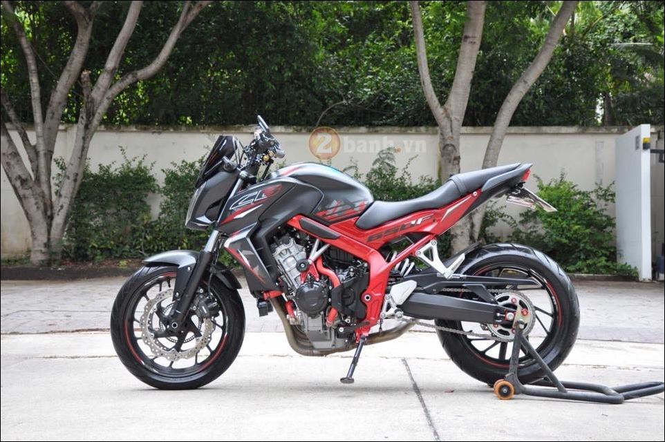 Honda CB650F Nakedbike the he moi kieng nhe - 11