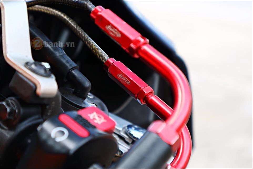 Honda CBR1000RR Repsol do don gian tinh te trong tung chi tiet - 5
