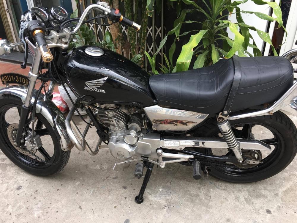Honda master 125 xe dep may rin
