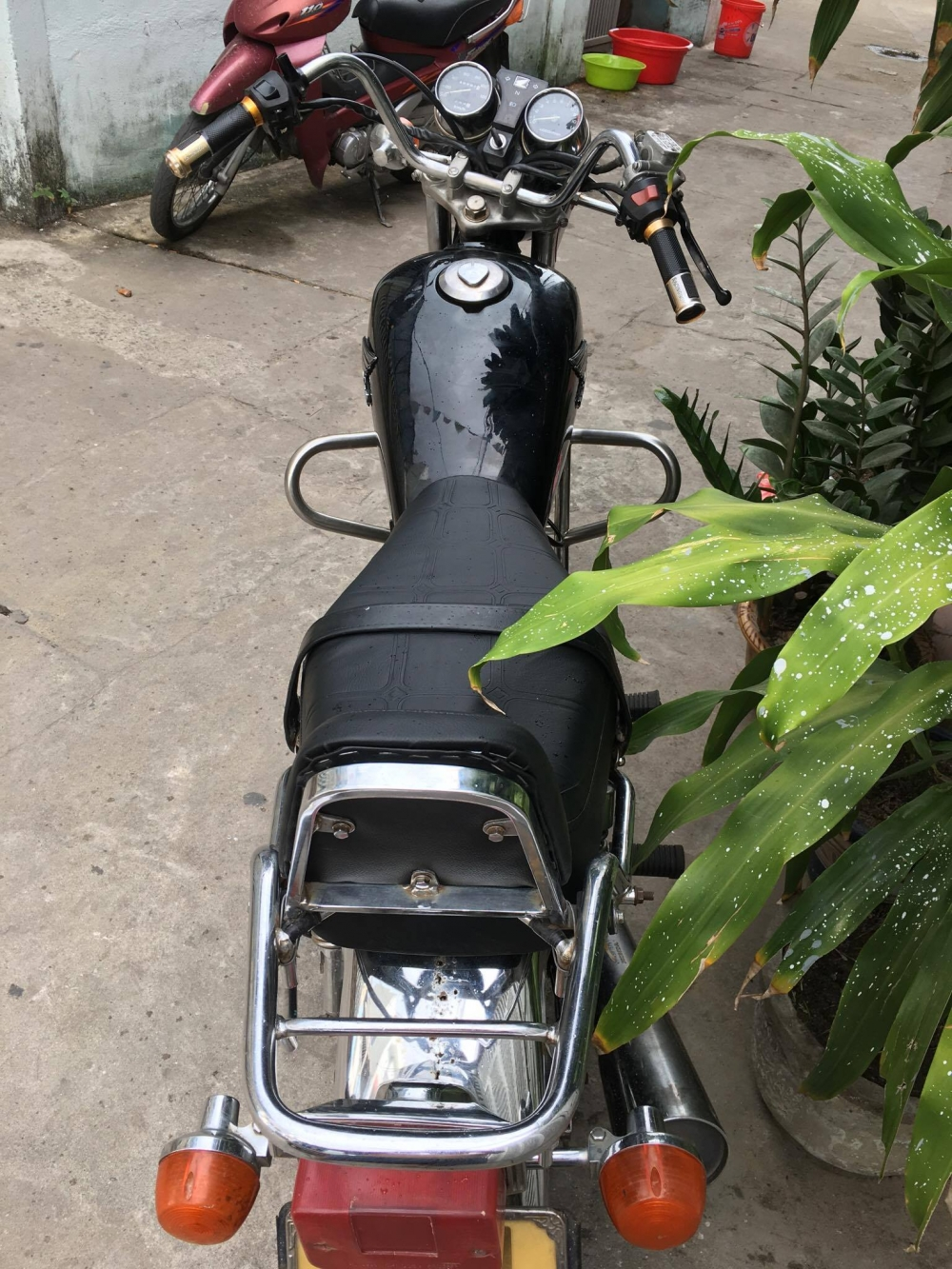 Honda master 125 xe dep may rin - 3
