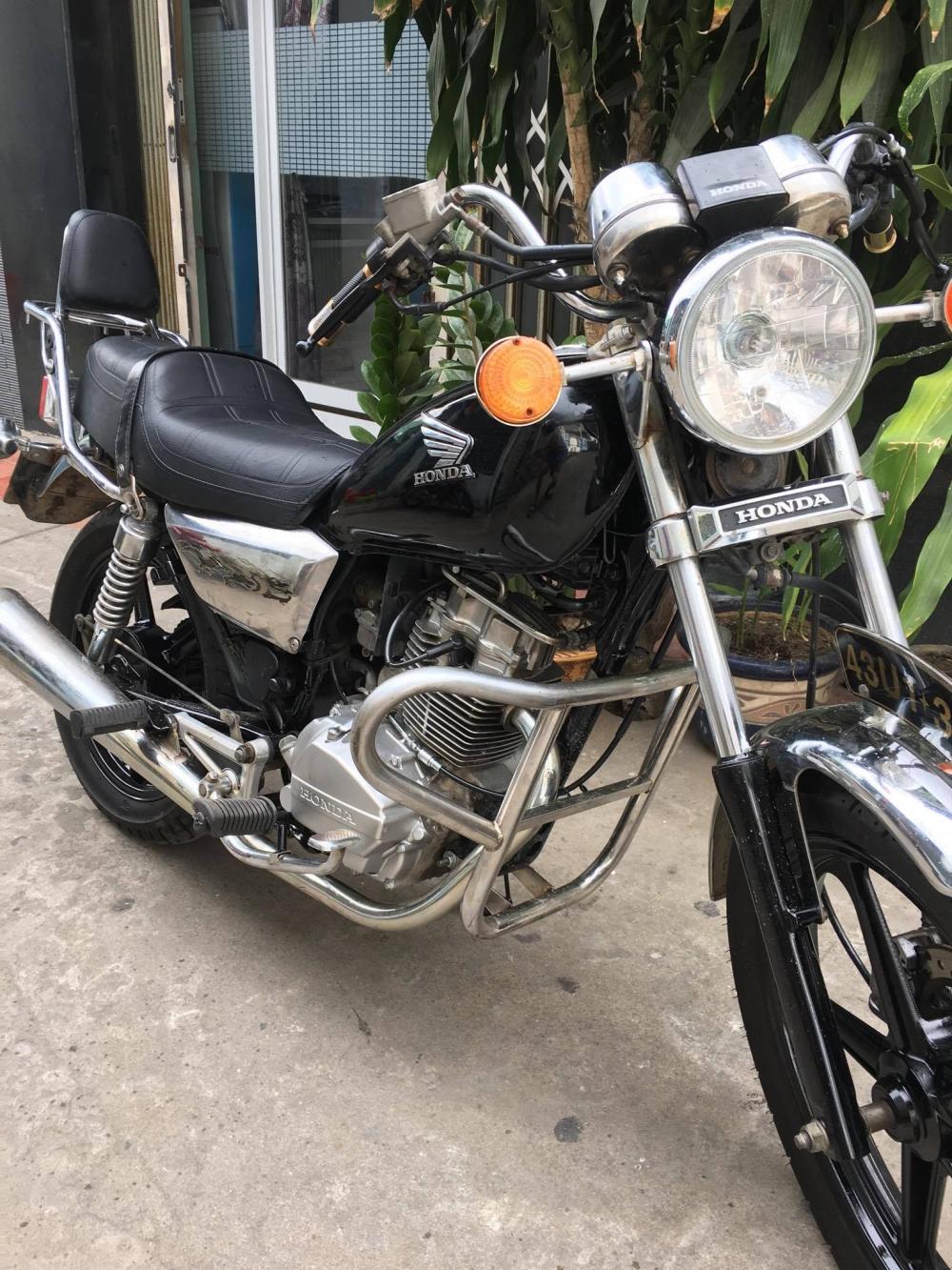 Honda master 125 xe dep may rin - 5