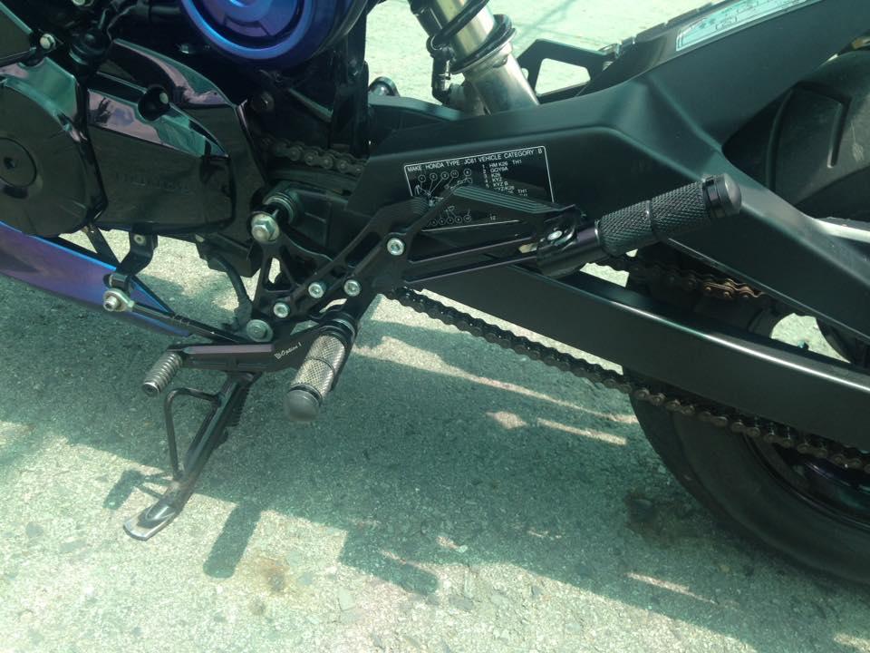 Honda MSX do lun day cung cap voi khoac phong cach chuyen mau ca tinh - 5