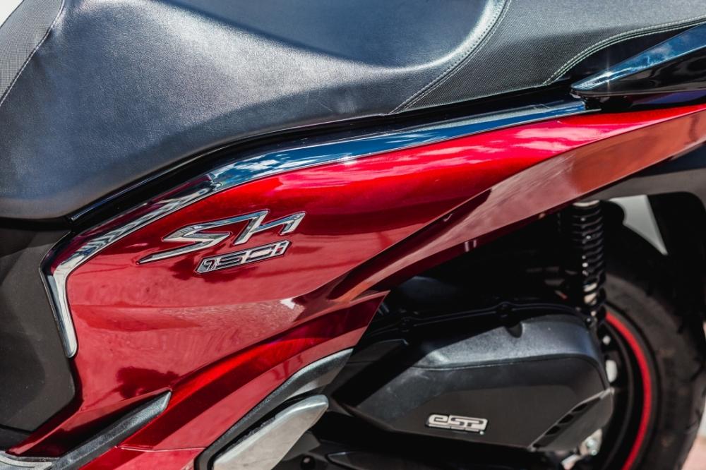 Honda Sh150i 2017 do dan ao Sh300i dau tien tai Sai Gon - 7