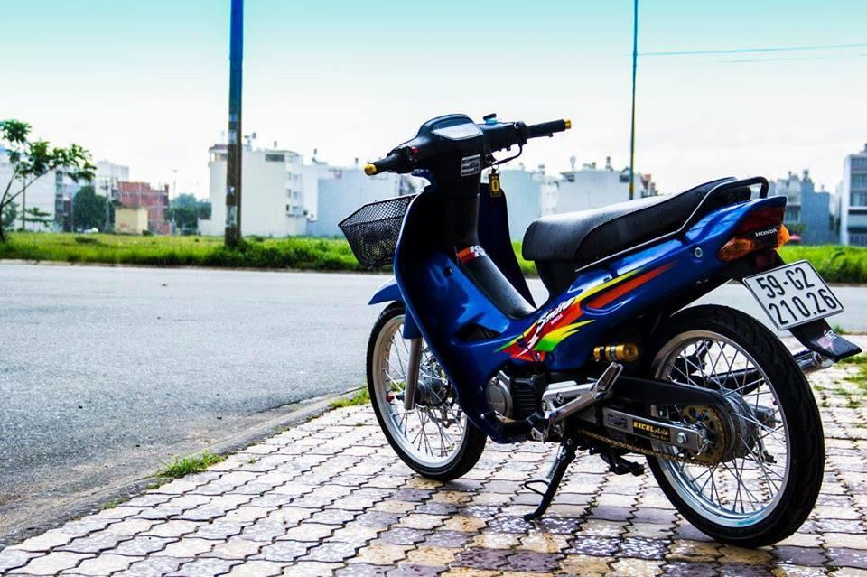 Honda Smile 110 huyen thoai 2 thi su thuc tinh cua lang choi xe Viet - 14