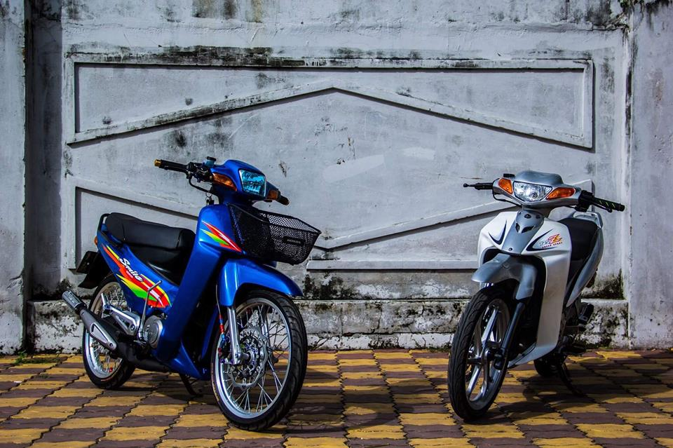 Honda Smile 110 huyen thoai 2 thi su thuc tinh cua lang choi xe Viet - 13