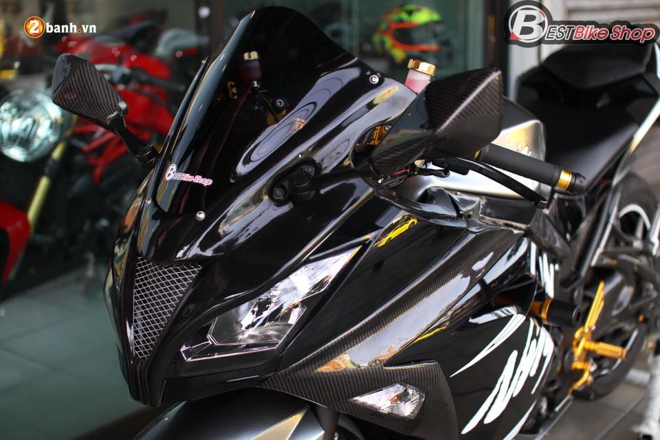 Kawasaki Ninja300 menh danh ke dan dau thuc thu - 3