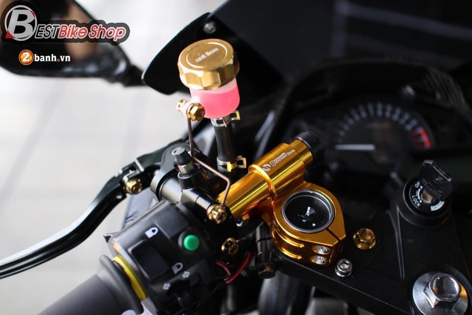 Kawasaki Ninja300 menh danh ke dan dau thuc thu - 7
