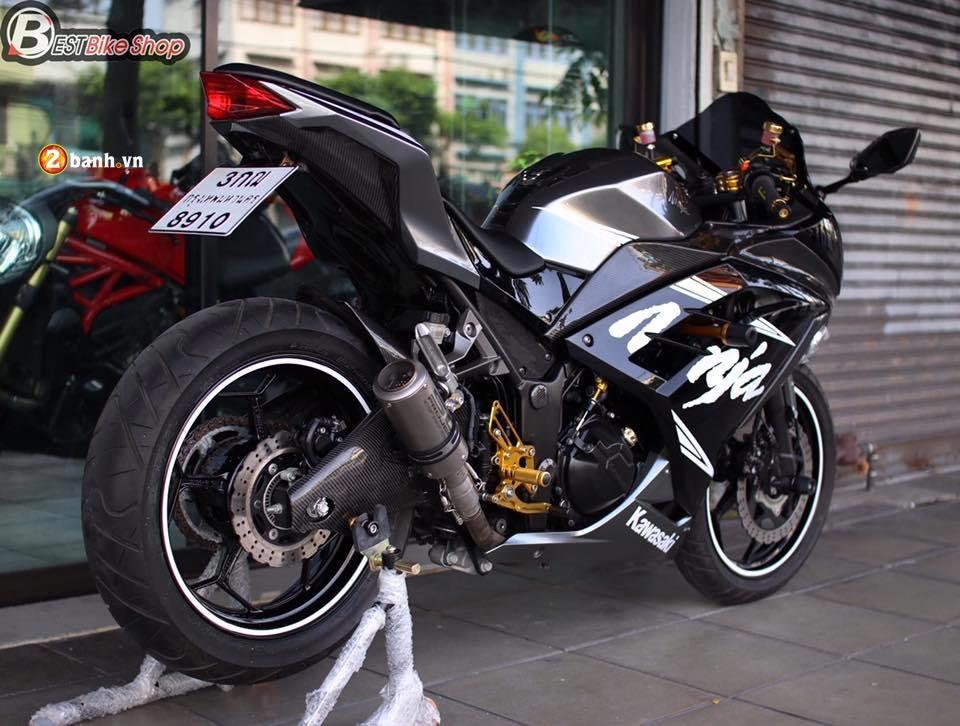 Kawasaki Ninja300 menh danh ke dan dau thuc thu - 17