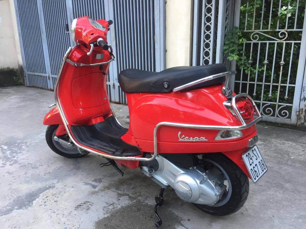 LX 125ie VN Do bien 29 06708 doi cuoi 2011 it su dung den 31 trieu chinh chu nu di giu