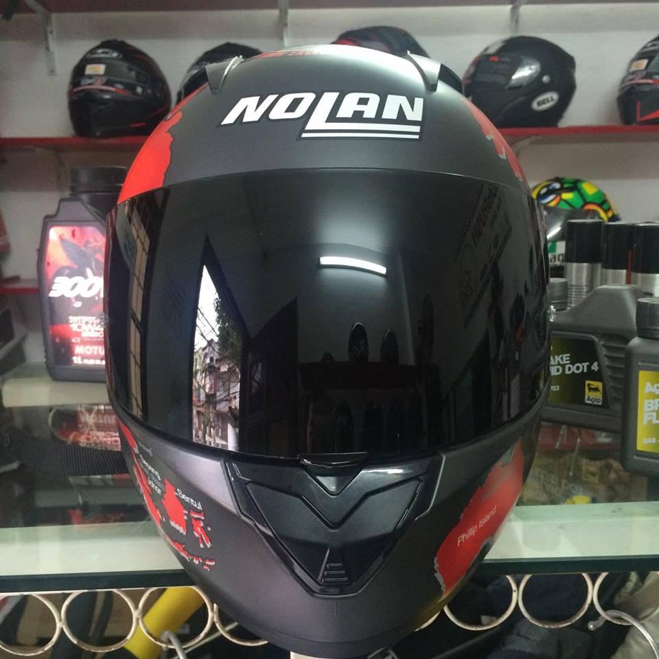 Moto299 Nolan N64 kinh den cuc chat cho cac bac thich phong tran bui bam - 5