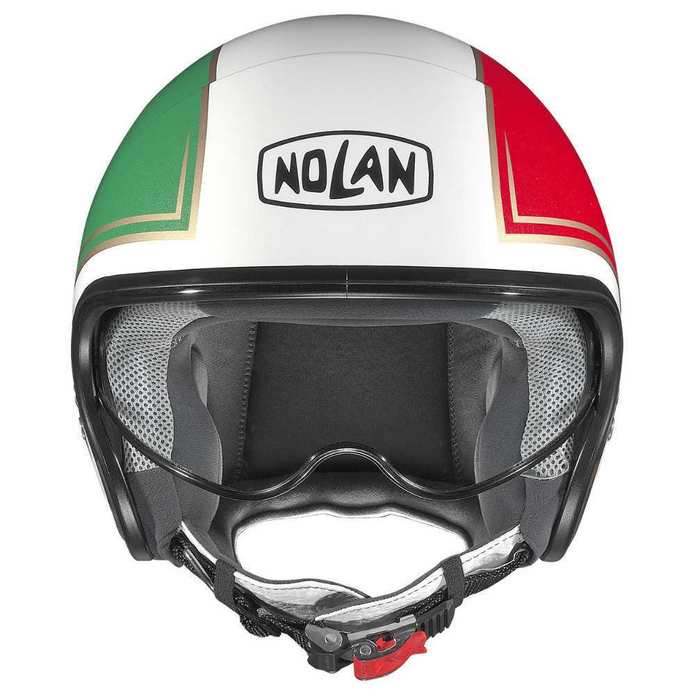 Motobox Nolan N21 voi hoa tiet mau co nuoc Y danh tan moi oi buc