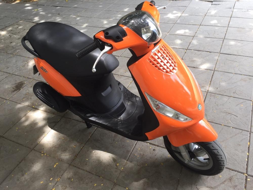 Piaggio Zip 100 mau cam thoi trang 2014 bien 29K1 28445 - 2