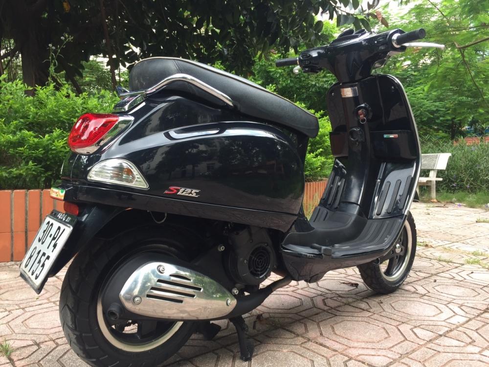 Rao ban Vespa S 125 den vuong chinh chu su dung con rat moi 30tr - 3