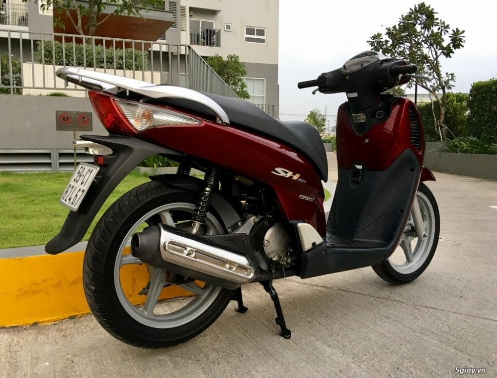 SH 150i 2006 may zin 100 so tien dep - 17